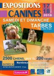 Exposition Canine Nationale – Tarbes – Novembre 2018
