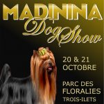 Exposition Canine Nationale Madinina Dog Show de la Martinique - Octobre 2018